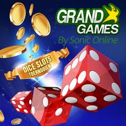4 gratis dice toernooitickets bij casino GrandGames