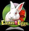 Easter Eggs actie bij Unibet