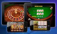 Mobiel gokken op smartphone of tablet