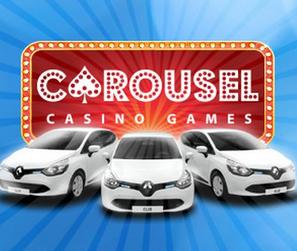 Win een Renault Clio bij Carousel.be