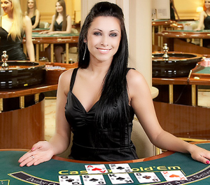 Live dealers in Belgisch casino