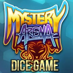 Speel de nieuwe dice game Mystery Arena bij Circus casino