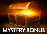 Alleen vandaag Mystery bonus in Krooncasino.be