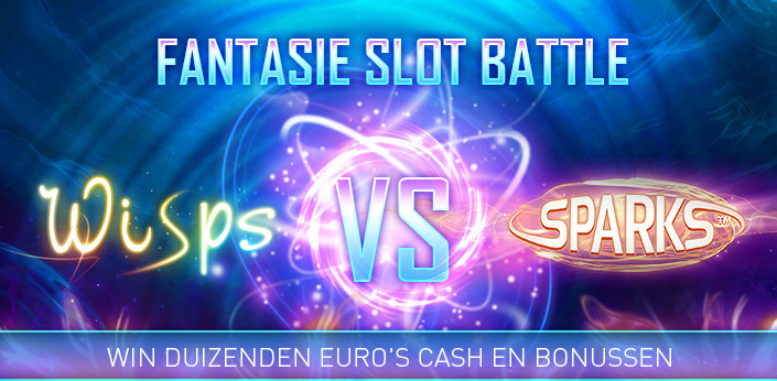 Fantasie Slot Battle in Casino777.be