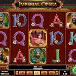 Gratis gokken op Imperial Opera in Oranje Casino